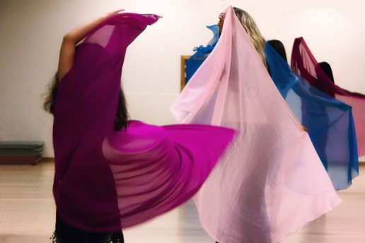 malika dance - cours de danse orientale